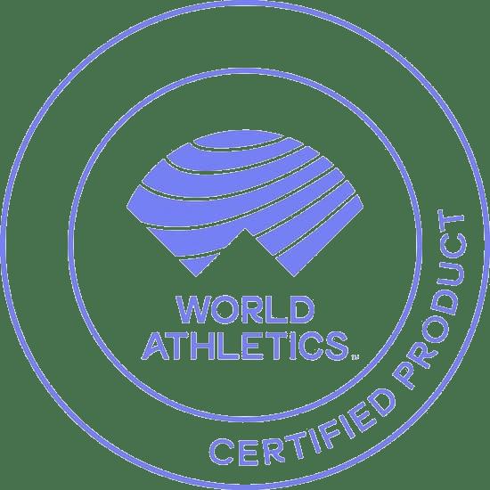 world athletics certified
